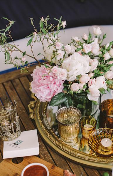 Wedding Floral arrangement