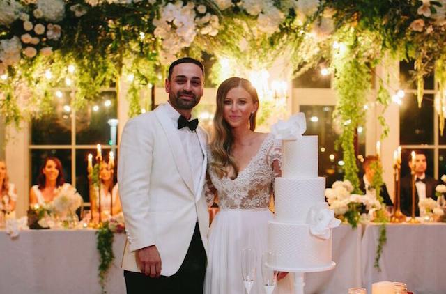 Bridal floral design